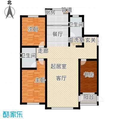 华海城F2户型