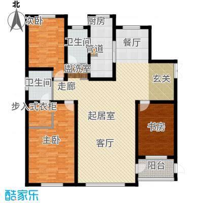 华海城G2户型