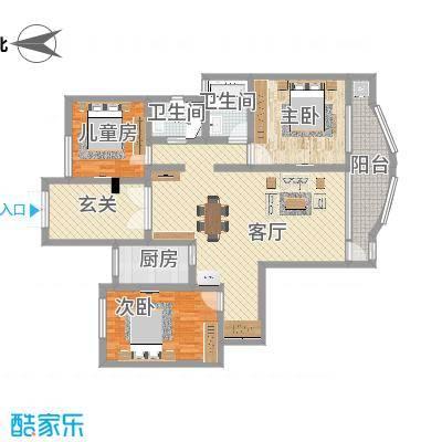 上海莘城不装修