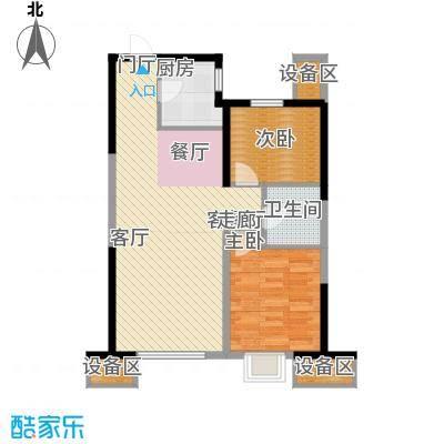 抚顺万达广场10#楼C3户型
