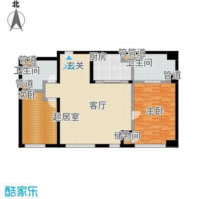 朗豪东港A栋6-3(1)户型