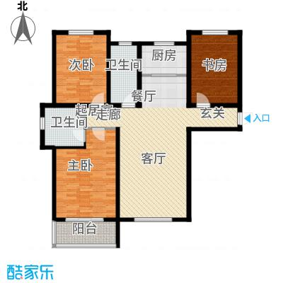 国际新城35#楼A户型
