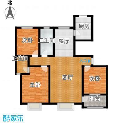银河龙祥圣府3室2厅2卫