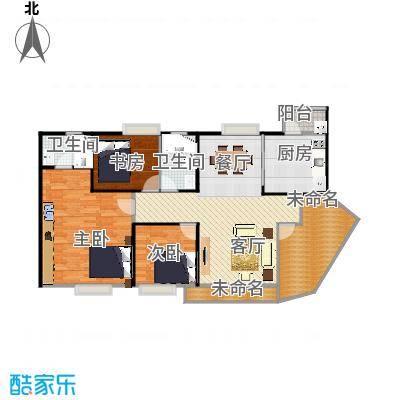 中海金沙湾3室2厅2卫
