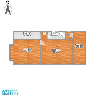 吴宝新村的户型图