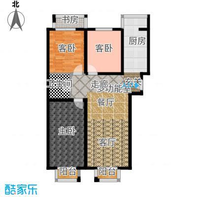 盛唐府邸e-11户型
