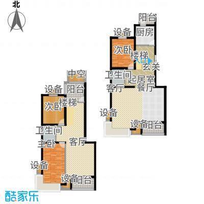 东兴公寓188.66㎡A12面积18866m户型