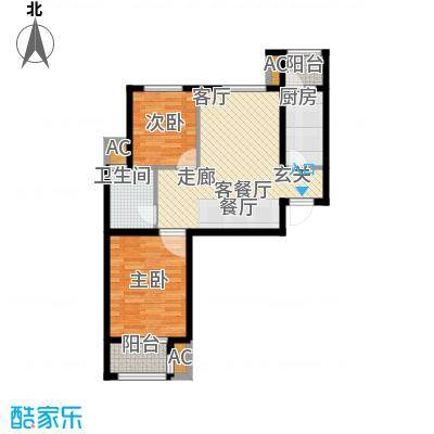 荣川沁园户型