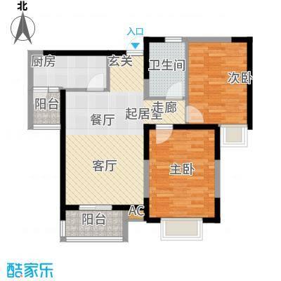 吉庆里增楼98.00㎡面积9800m户型