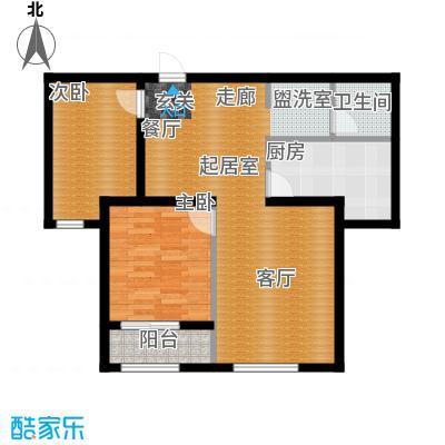 文馨花园91.40㎡面积9140m户型