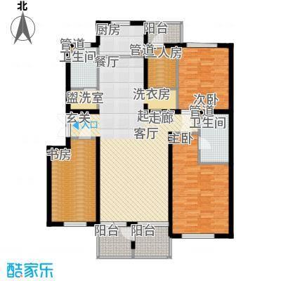 曹妃甸国际生态城万年丽海花城80.00㎡面积8000m户型