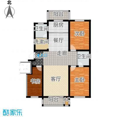 亨泰公寓139.99㎡D11面积13999m户型