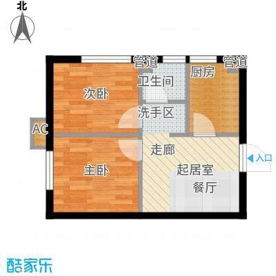 尚湖名筑49.14㎡9#、10#、11#楼面积4914m户型
