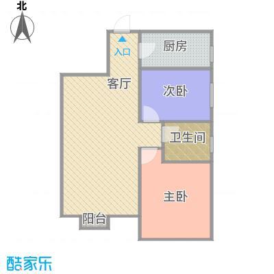 武清丽城公馆两室一厅 - 副本