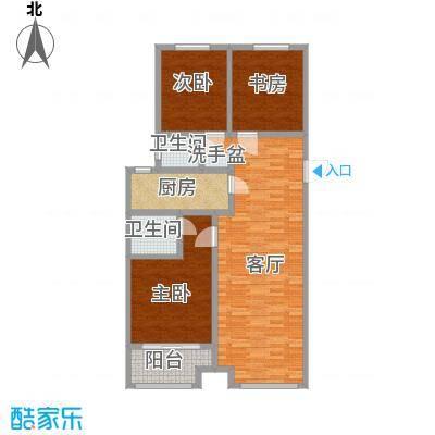 御华园122平3室2厅2卫无家具 - 副本