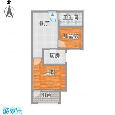 新B1两室一厅2