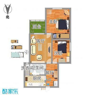 天伊阁两室一厅-1