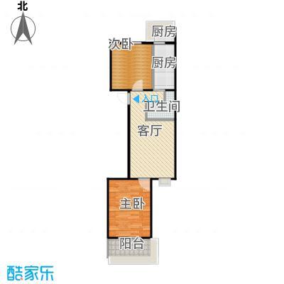 三义庙小区的户型图