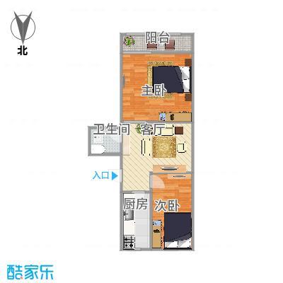 63方两室一厅 - 副本 - 副本