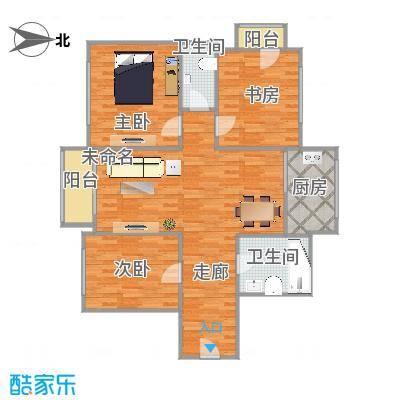 江南新家园的户型图 - 副本