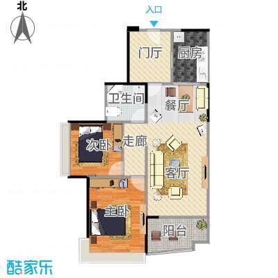 两室两厅1 - 副本