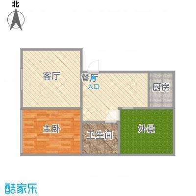 锦虹北的户型图