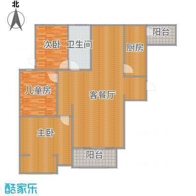三室俩厅俩位