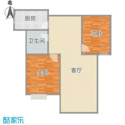 91方两室两厅
