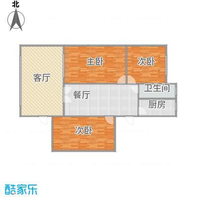 四室一厅南北通透