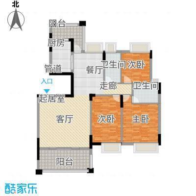 中核缇香名苑中核・缇香名苑7户型