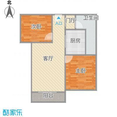 80两室两厅