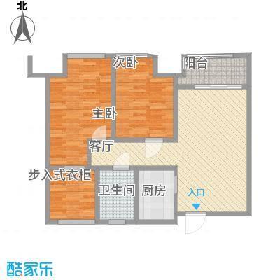 兰陵锦轩89的户型图