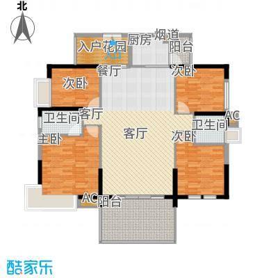 荣爵馆128.61㎡9栋1、2单元10、1面积12861m户型