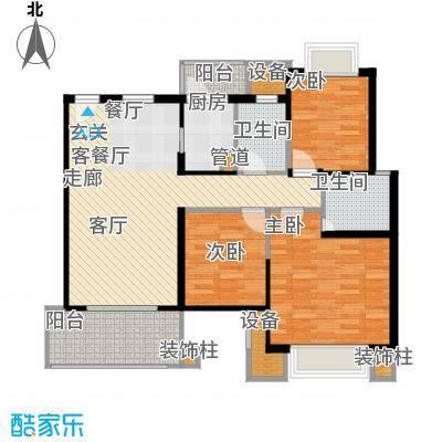 东惠广场东莞户型