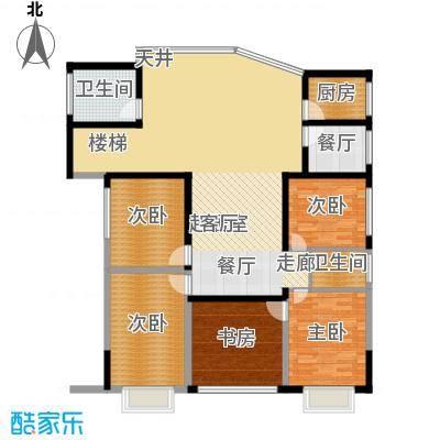 中惠新城152.00㎡面积15200m户型