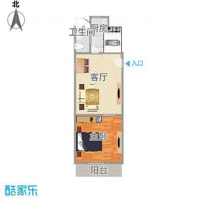 曹杨三村户型图
