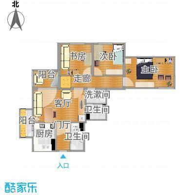 三室一厅3