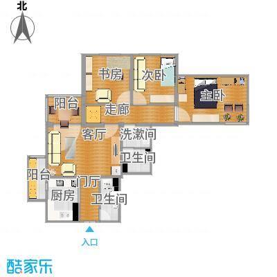 三室一厅2