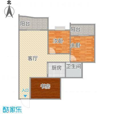 金港尚城两室一厅