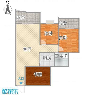 金港尚城两室一厅3