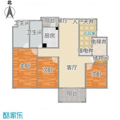 中梁香缇118方三室两厅(交房)