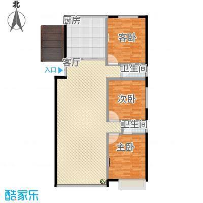 移民房110.00㎡三室两厅两卫1厨