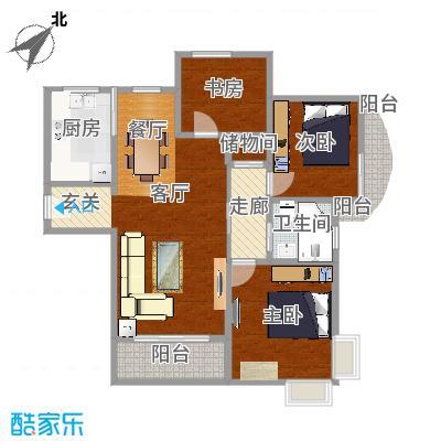 9楼小三房