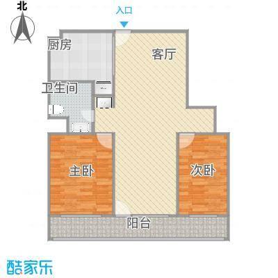 三室一厅100平米的复制方案2