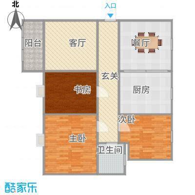 94方三室两厅