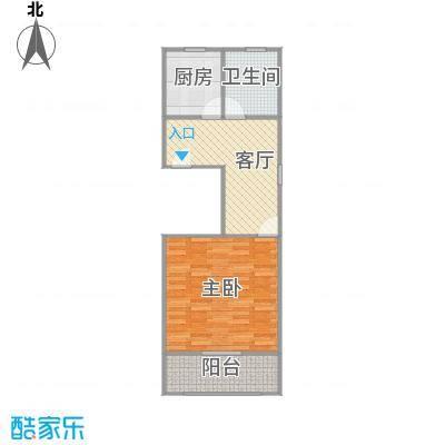曹杨五村杏梅园的户型图