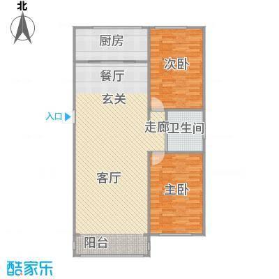 121方两室两厅