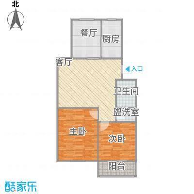D2户型三室一厅