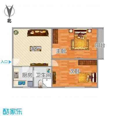 真光五街坊独栋两房一厅01-04室