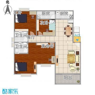 富苑新村141方四房两厅